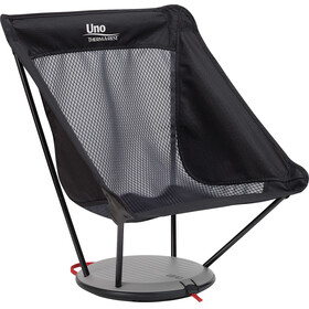 Therm-a-Rest UNO Camping zitmeubel zwart